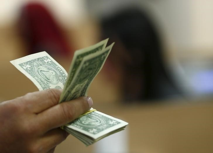 Dollar Down but Moves Remain Small Ahead of Fed Policy Meeting