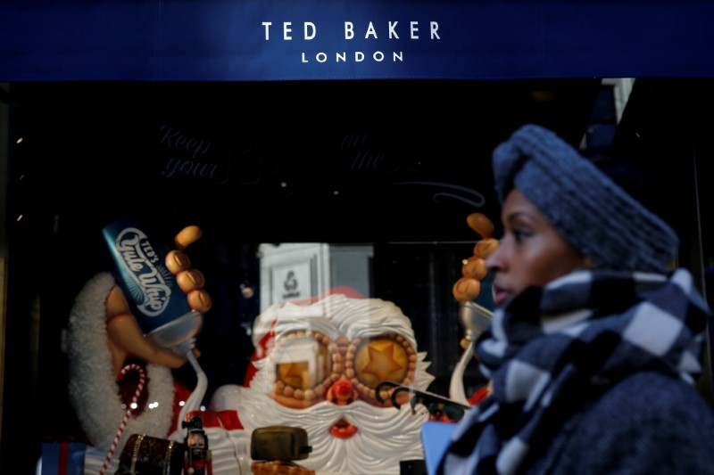 Dress to impress: Ted Baker says formal wear back in demand
