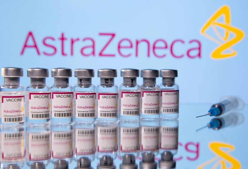 EMA official says AstraZeneca shots have good risk-benefit profile for over 60s