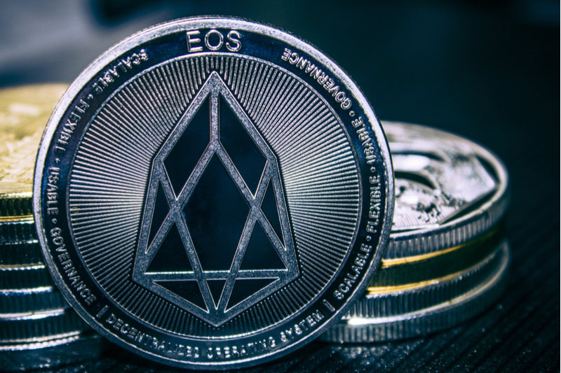 EOS Tumbles 20.04% In Rout