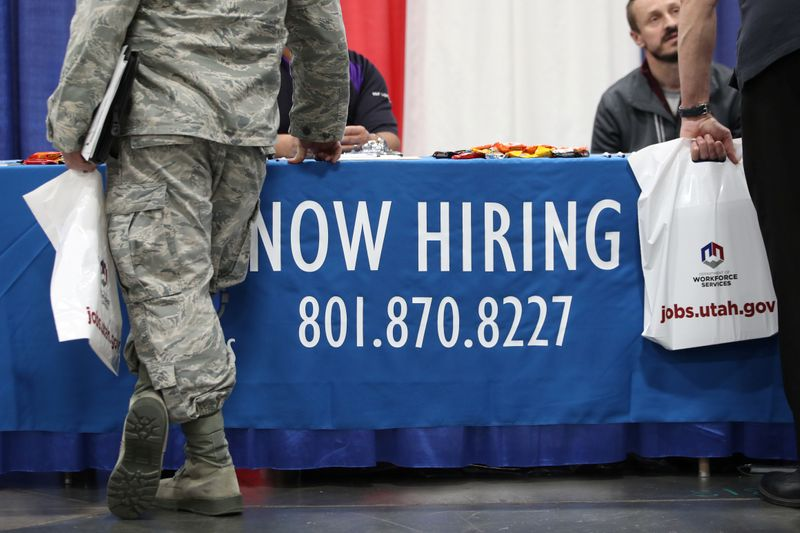 Economists Brace for Another Volatile Monthly U.S. Jobs Report
