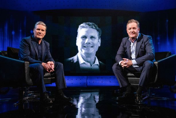 Keir Starmer opened up to Piers Morgan in a wide-ranging interview