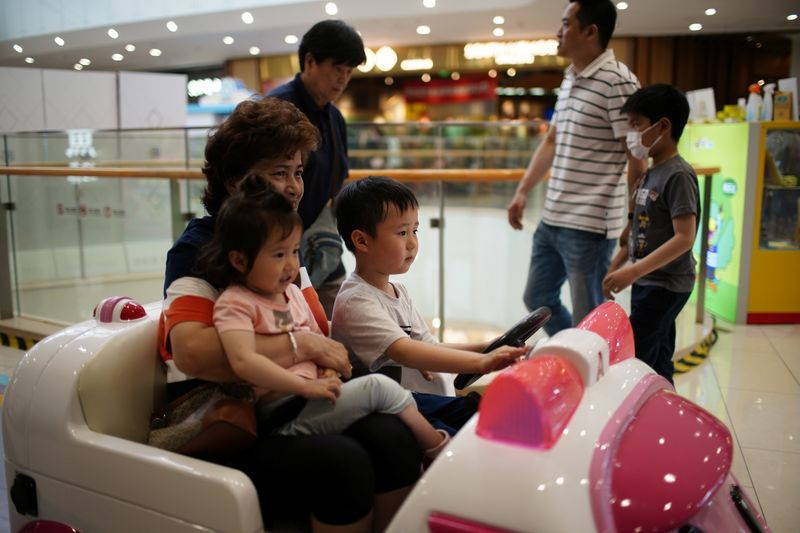 Explainer - The cost of having a child in China