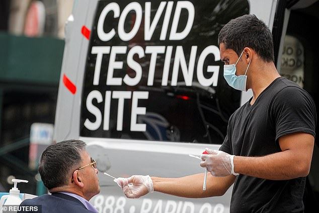 Got COVID once? You are unlikely to test positive again, a new study shows