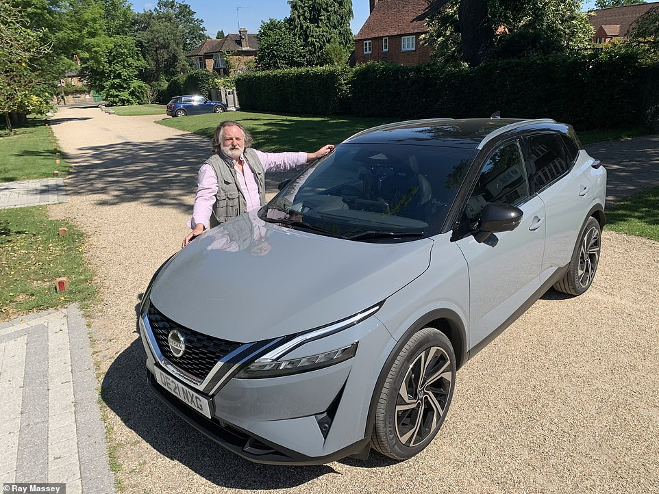 Should you consider Qashing in? Ray Massey was among the first in the country to get behind the wheel of the new third-generation Qashqai. Here are his first impressions