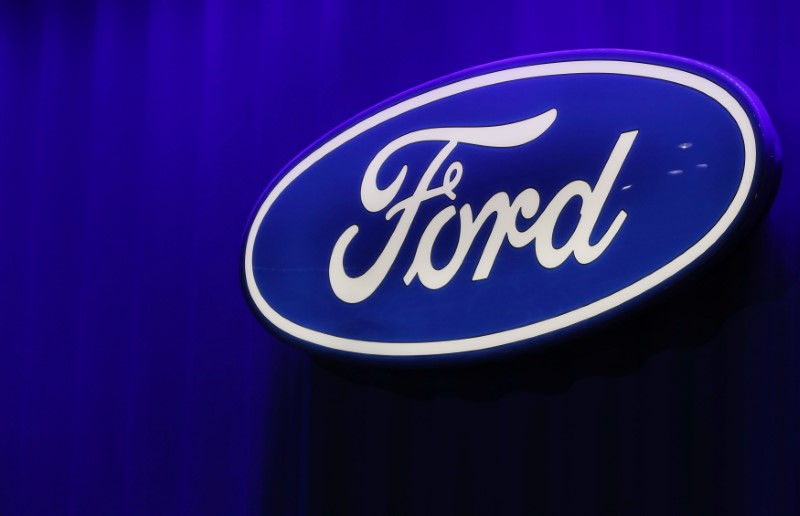 Ford sees better-than-expected quarterly profit on higher vehicle prices