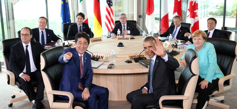 G-7 Strikes Deal to Revamp Tax Rules for Biggest Firms