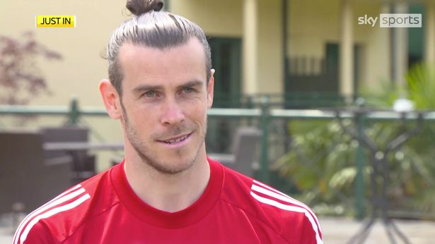 Gareth Bale refused to confirm whether he will return to Real Madrid now Carlo Ancelotti has replaced Zinedine Zidane