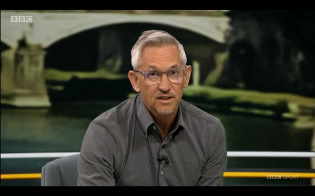 Gary Lineker offered an apology to viewers as coverage resumed on BBC