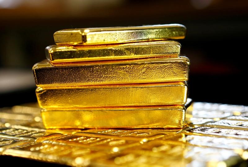 Gold Labors Under $1,800 Ahead of U.S. CPI Release