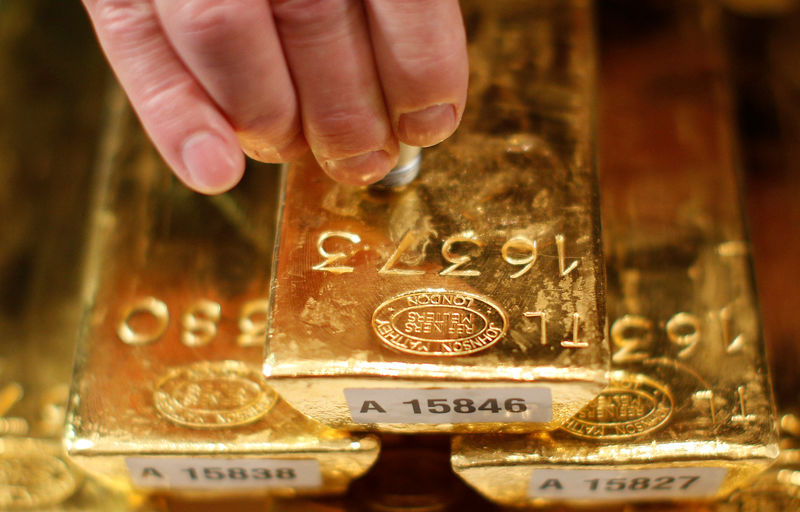 Gold Up, But Set for Worst Week Since March 2020 Over Hawkish Fed Decision