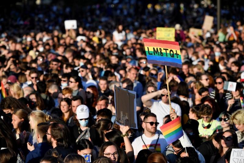 Harry Potter, 'Friends' may fall victim to Hungary's anti-LGBT law - broadcaster