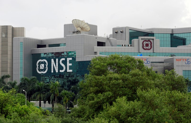 India shares higher at close of trade; Nifty 50 up 0.08%