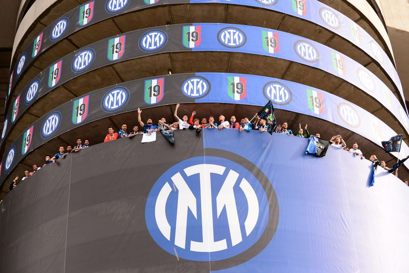 Inter Milan looking to clinch debt refinancing deal by year end - source