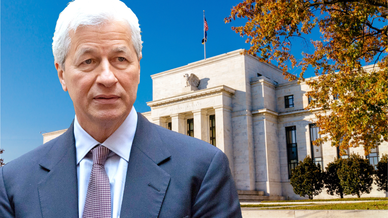 JPMorgan Is Stockpiling Cash - CEO Claims There's a 'Very Good Chance Inflation Will Be More Than Transitory'