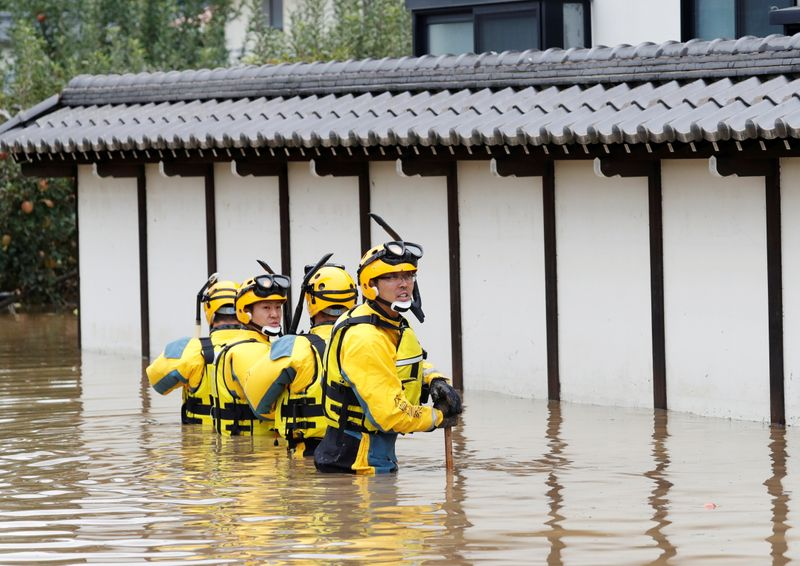 Japan insurers struggle to pinpoint climate change cost estimates