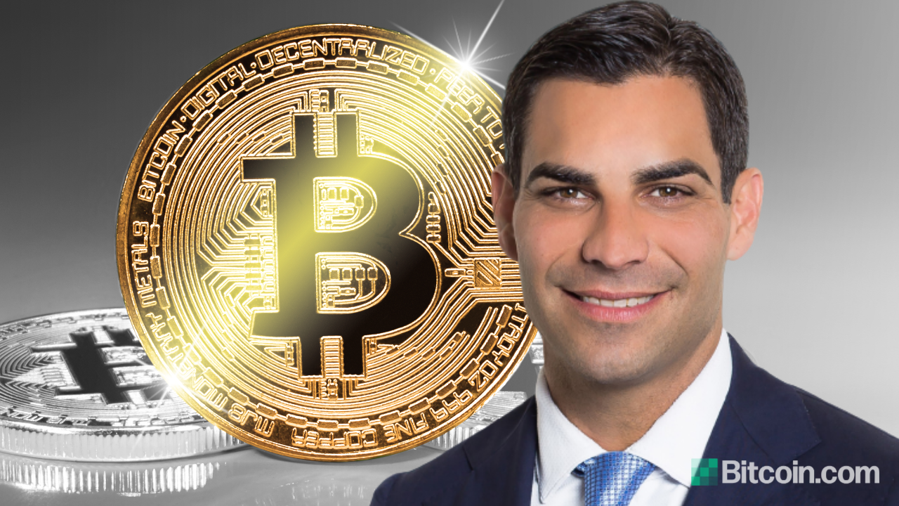Miami Mayor Confident Crypto Regulatory Issues Will Be Resolved — Says 'Buy the Dip'