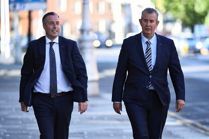 Northern Ireland's DUP to choose latest new leader within a week