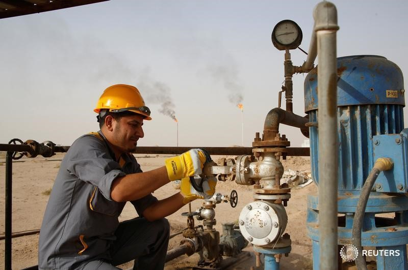 Oil Up After OPEC's Upbeat Demand Outlook