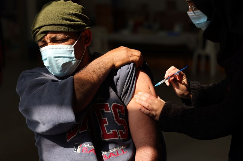Palestinians cancel deal for near-expired COVID vaccines from Israel