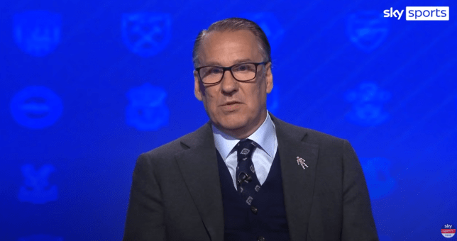 Paul Merson was surprised the Man Utd and Chelsea stars were snubbed