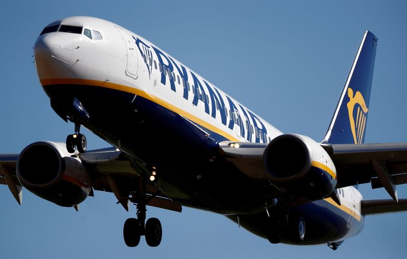 Ryanair says Belarusian airspace ban is not long term solution after plane