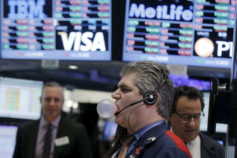 S&P 500 Slips as Fed Decision Looms
