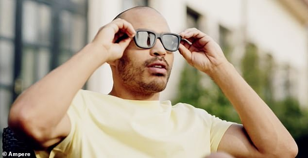 Ampere has launched an IndieGogo for Dusk, its smart sunglasses that change tint with the click of a button or via app