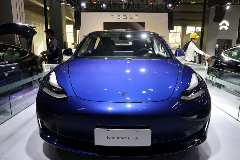 Tesla's vehicle price increases due to supply chain pressure, Musk says