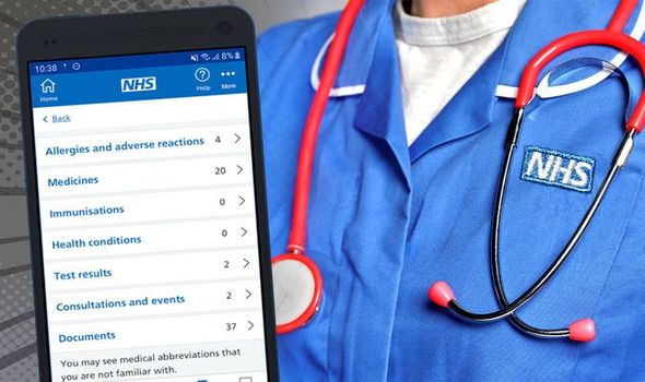 NHS Data Share How To Opt Out Medical Records UK Database Database