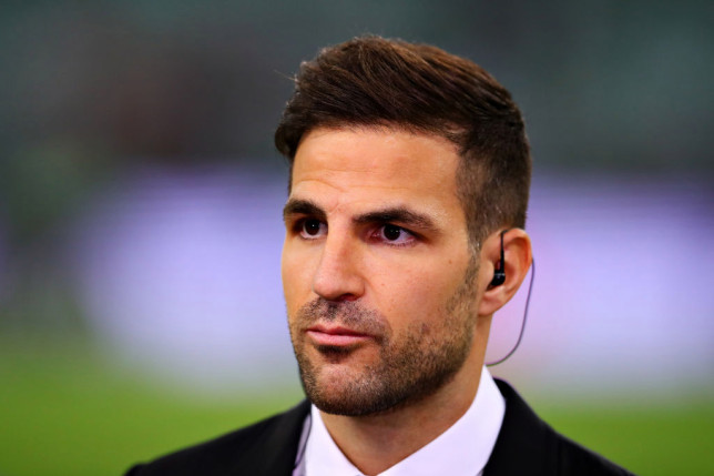 Cesc Fabregas has rated Chelsea forwards Timo Werner and Kai Havertz