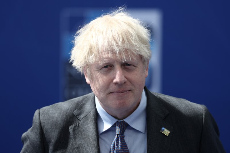 UK's Johnson agrees to deepen relationship with Spain -UK statement