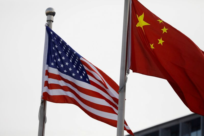 U.S. agency not doing its job to halt tech to China's military -congressional report