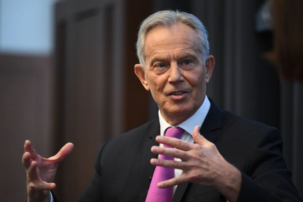 Former PM Tony Blair said vaccinated people should be offered greater freedoms