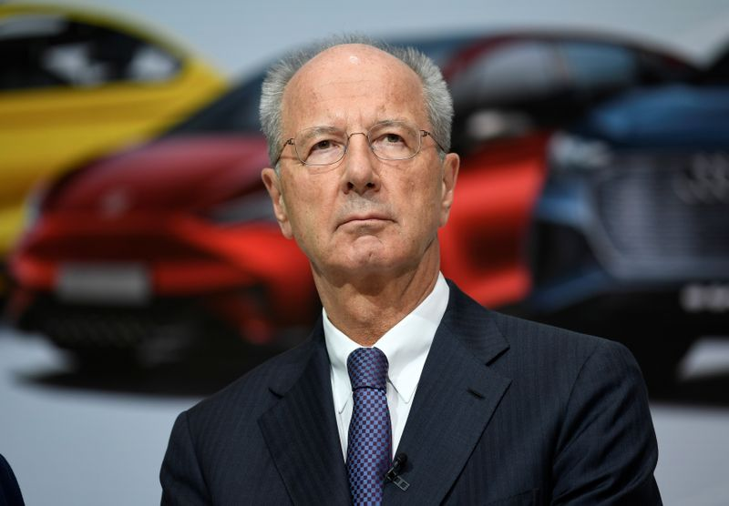 Volkswagen chairman to seek re-election at shareholder meeting