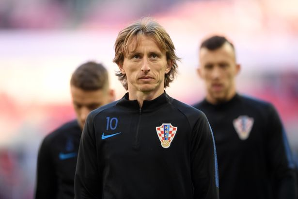 Luka Modric is still a hugely important player for Croatia