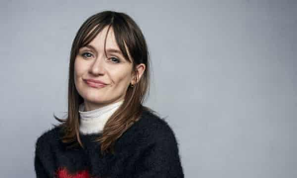 Emily Mortimer, who is writing the new Rumpole with her sister Rosie.