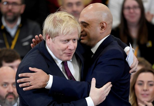 Boris Johnson is now isolating after a meeting with Health Secretary Sajid Javid, who has Covid