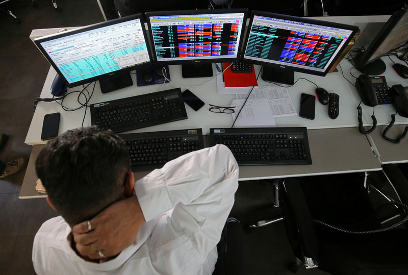 India shares higher at close of trade; Nifty 50 up 0.14%