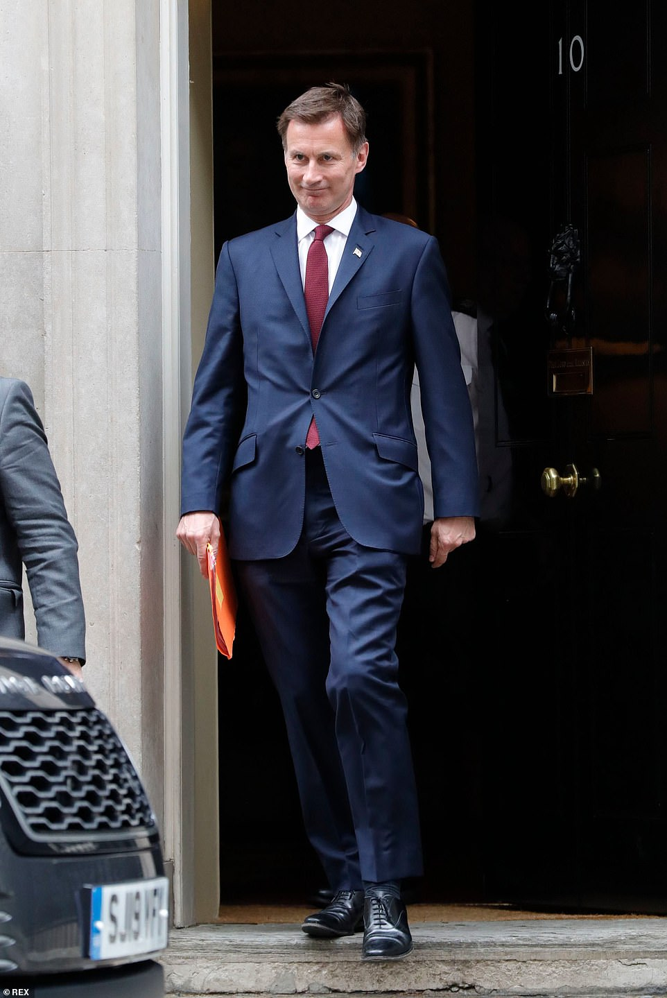 Former Health Secretary Jeremy Hunt called the situation 'very serious' and raised the prospect of another lockdown this autumn