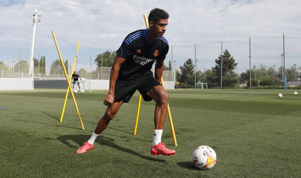 Raphael Varane 'really excited' by Man Utd plans and has Man City and Liverpool theory