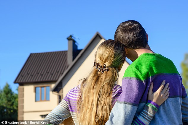 The dream of home ownership lives on: Eight out of 10 Britons want to own a home of their own.