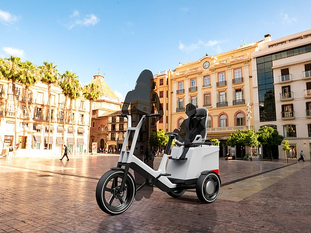 BMW says it is not planning to build the e-scooter or e-bike concepts themselves but is'in discussions with potential licensees' about the manufacturing of the vehicles