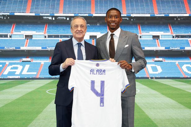 David Alaba is Real Madrid's only signing since the summer of 2019