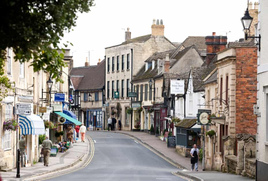 'Winchcombe has honey stone houses, a pillowy-green setting, tea rooms and antiques shops. But it also feels like people actually live here.'