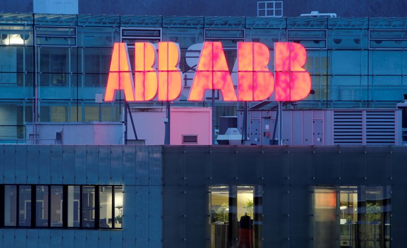 ABB hikes sales outlook, readies electric charger business IPO