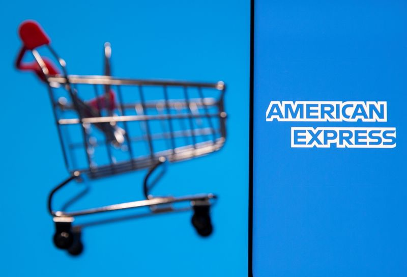 AmEx beats profit estimates as consumer spending recovers from pandemic lows