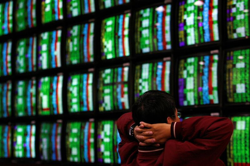 Asia equities tick up, as investors look to the U.S.