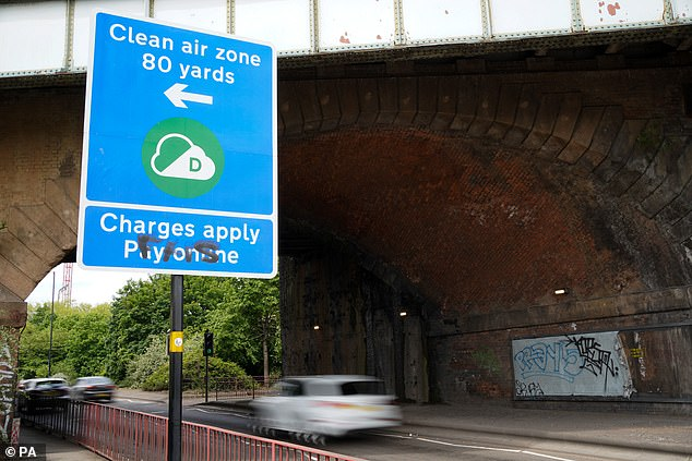 Birmingham Clean Air Zone's first month figures revealed: Over 44,000 drivers entered the zone in non-compliant vehicles, says the city council