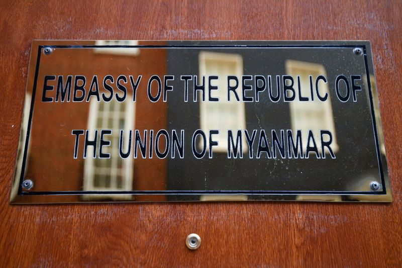 British Foreign Office notified of new head to Myanmar's mission in UK